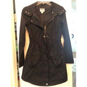 Mossimo black utility jacket size S